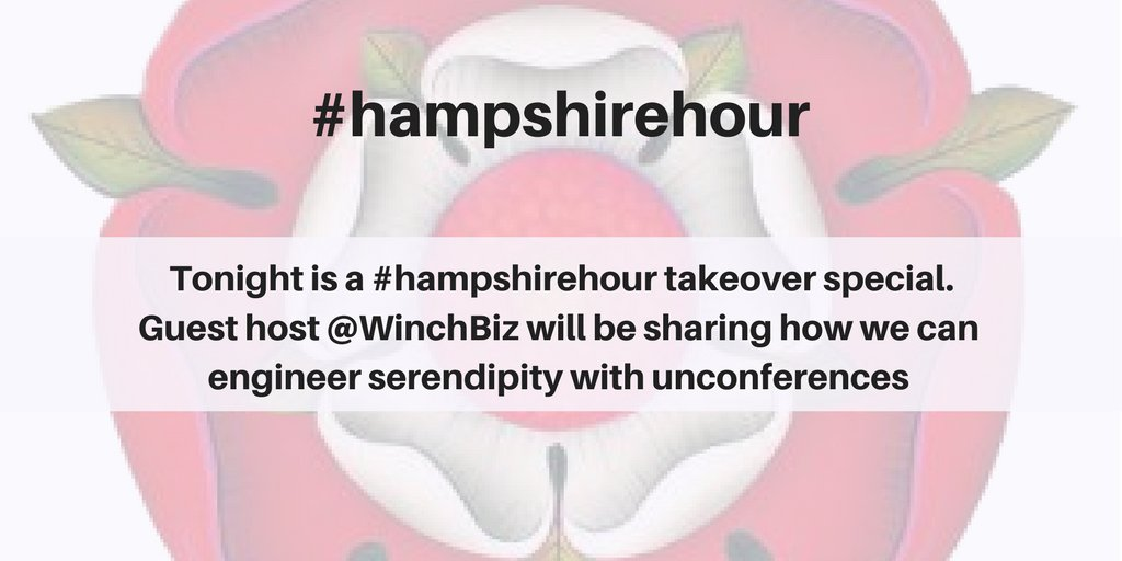 Reflections on guest-hosting #HampshireHour
